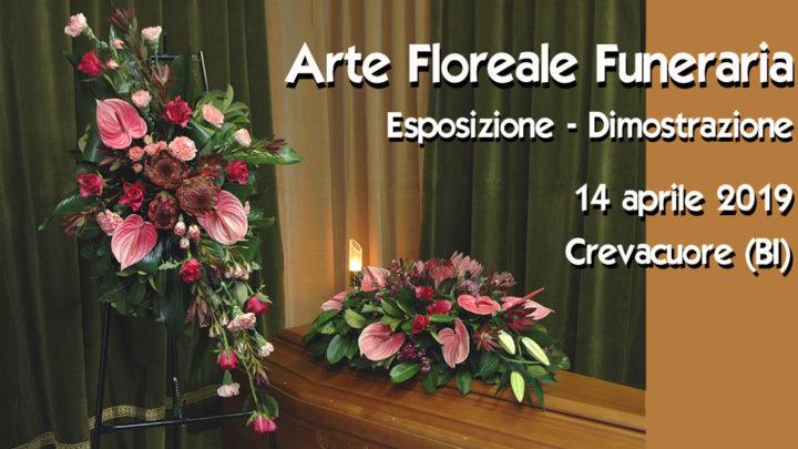Manifestazione di Arte Floreale Funeraria Crevacuore BI