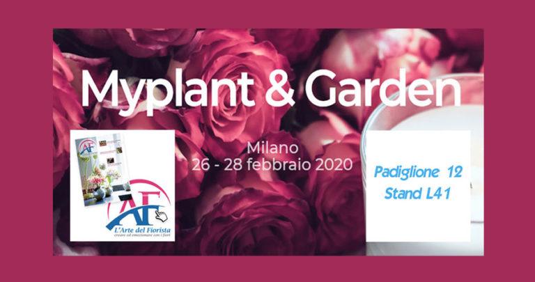 26/28-2-2020 Myplant & Garden