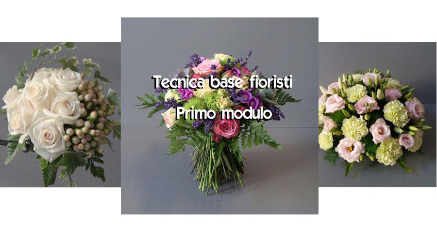 Corso Tecnica Base fioristi mod. 1 Stile formale